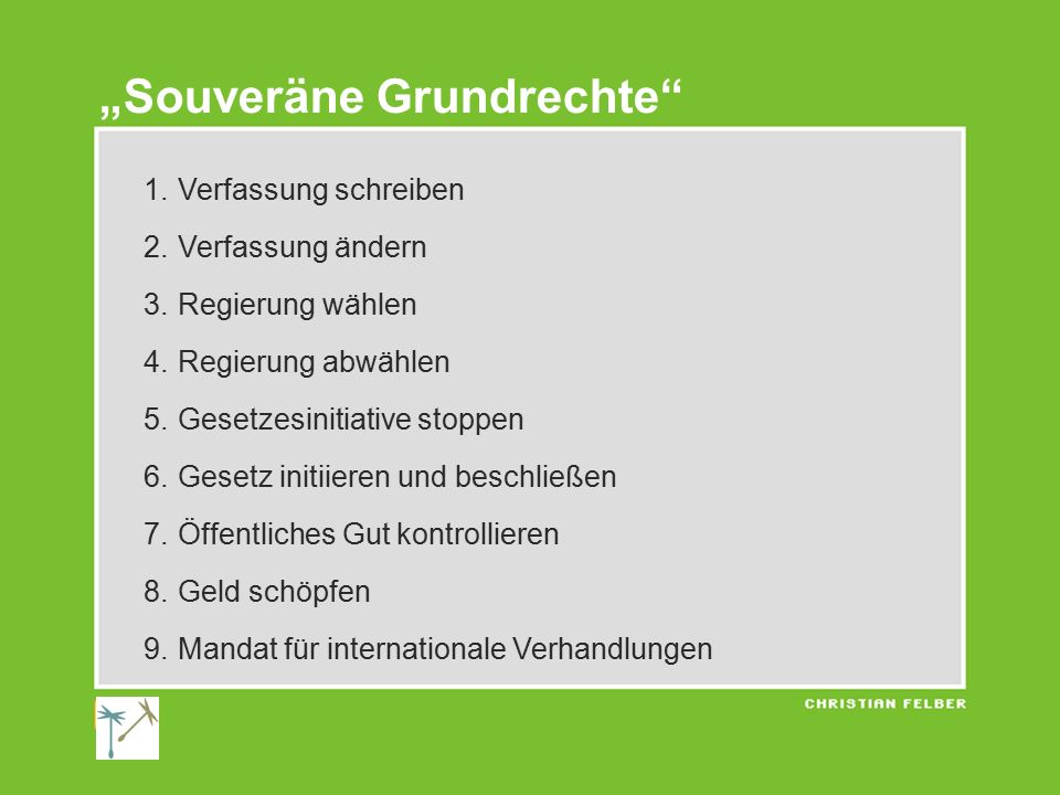 """Souveräne Grundrechte"