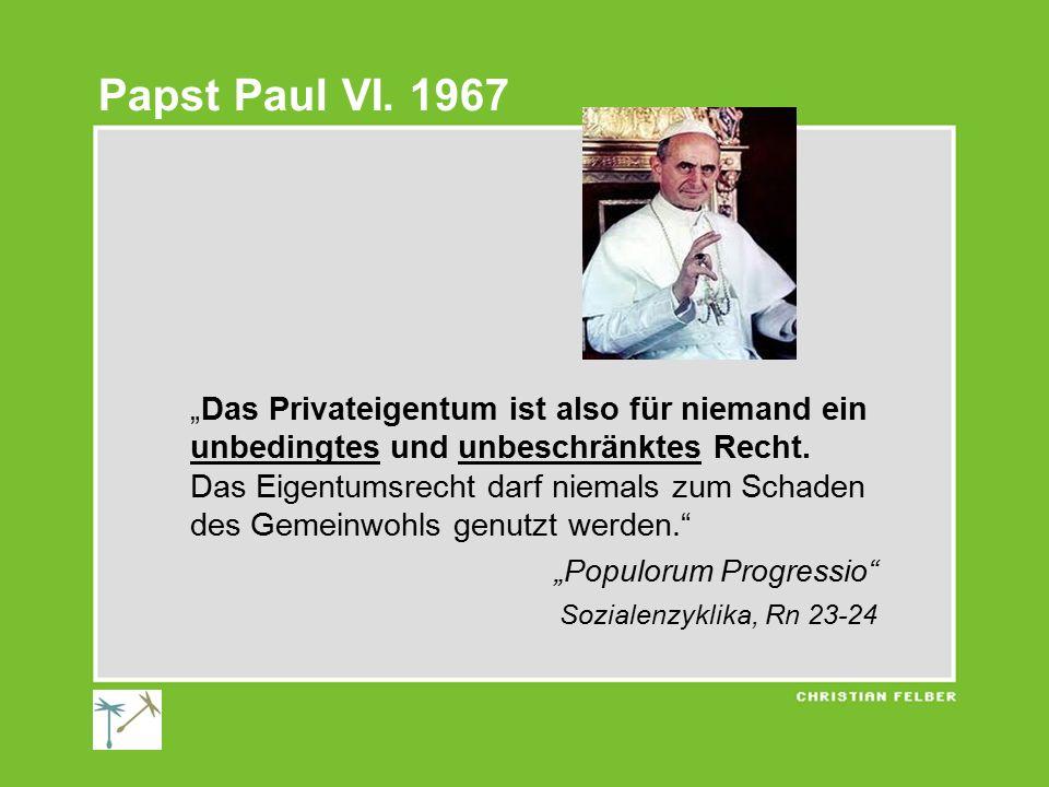 Papst Paul VI. 1967