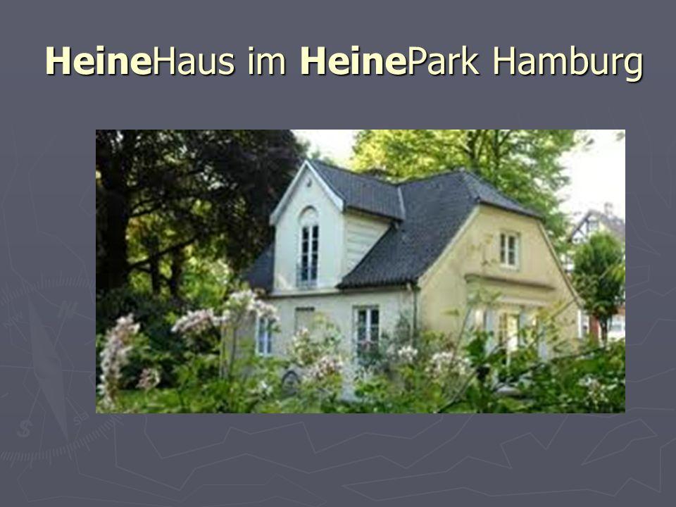 HeineHaus im HeinePark Hamburg
