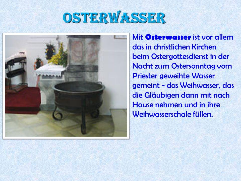 Osterwasser