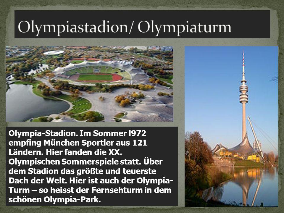 Olympiastadion/ Olympiaturm