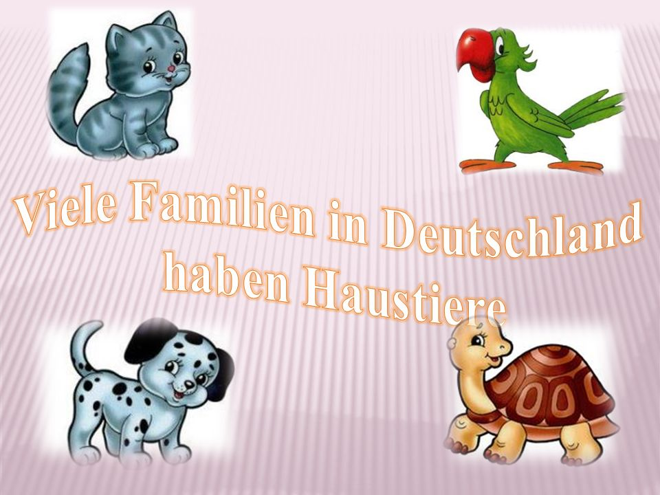 Viele Familien in Deutschland