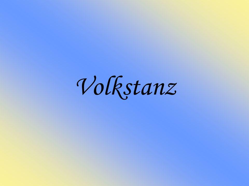 Volkstanz