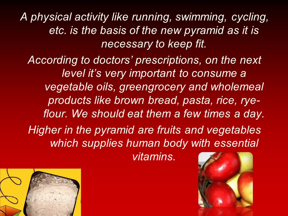 A physical activity like running, swimming, cycling, etc