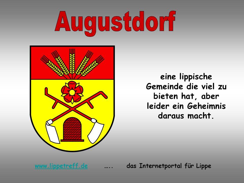 www.lippetreff.de ….. das Internetportal für Lippe