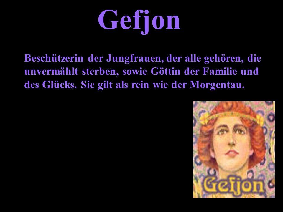 Gefjon