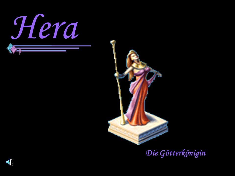 Hera Die Götterkönigin