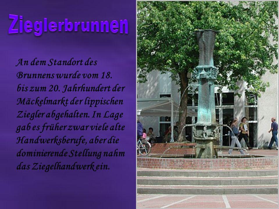 Zieglerbrunnen Zieglerbrunnen