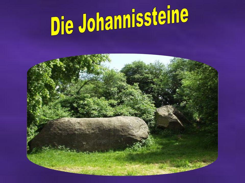 Die Johannissteine