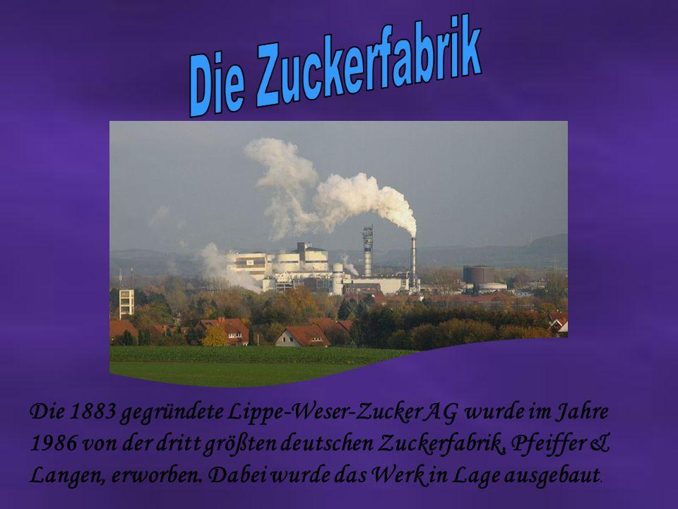 Die Zuckerfabrik