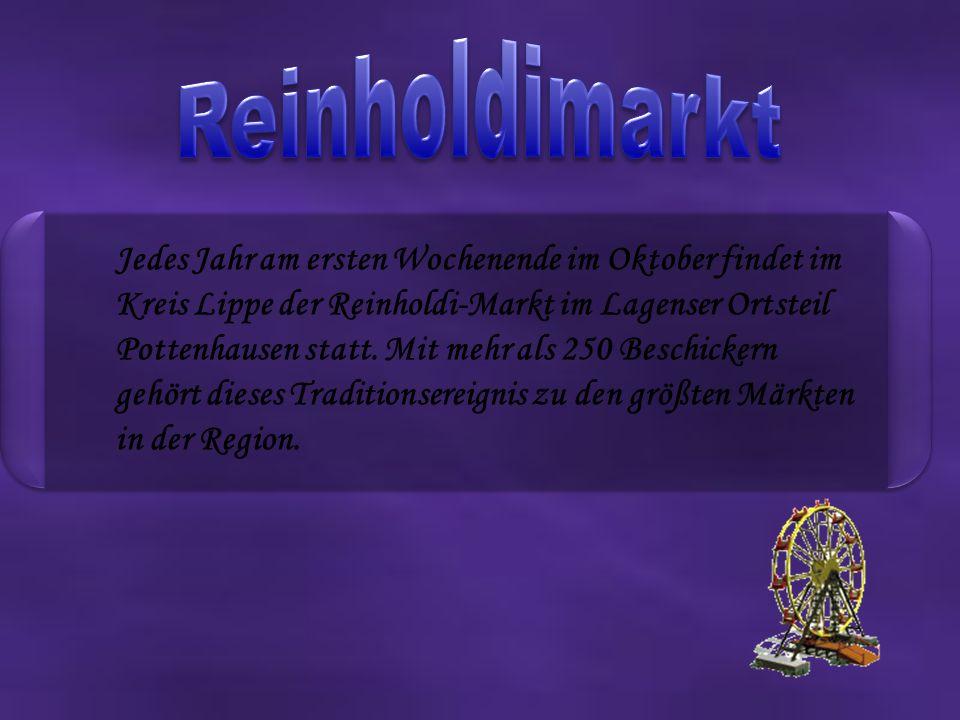 Reinholdimarkt
