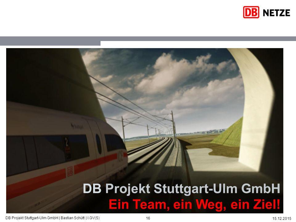 DB Projekt Stuttgart-Ulm GmbH