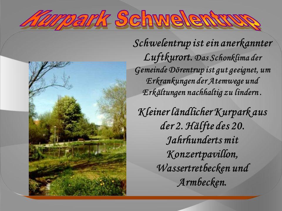 Kurpark Schwelentrup