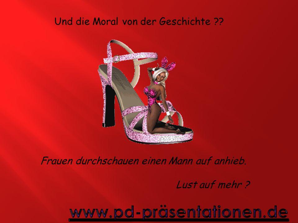 www.pd-präsentationen.de Und die Moral von der Geschichte