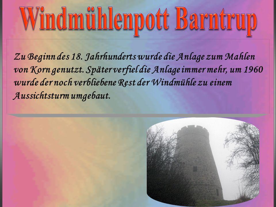 Windmühlenpott Barntrup Windmühlenpott Barntrup