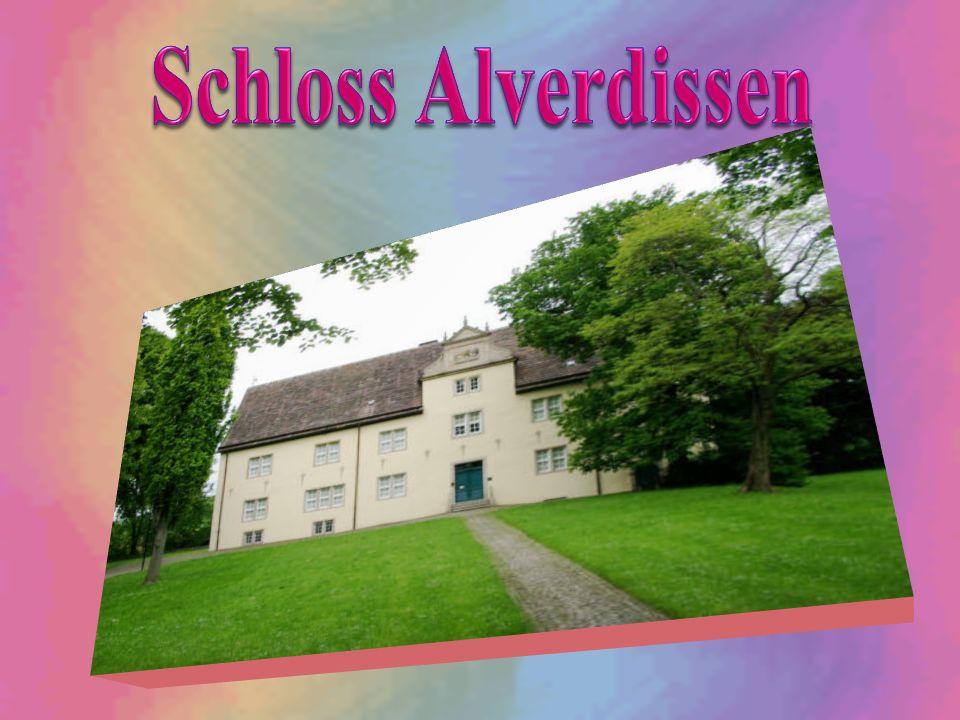 Schloss Alverdissen Schloss Alverdissen