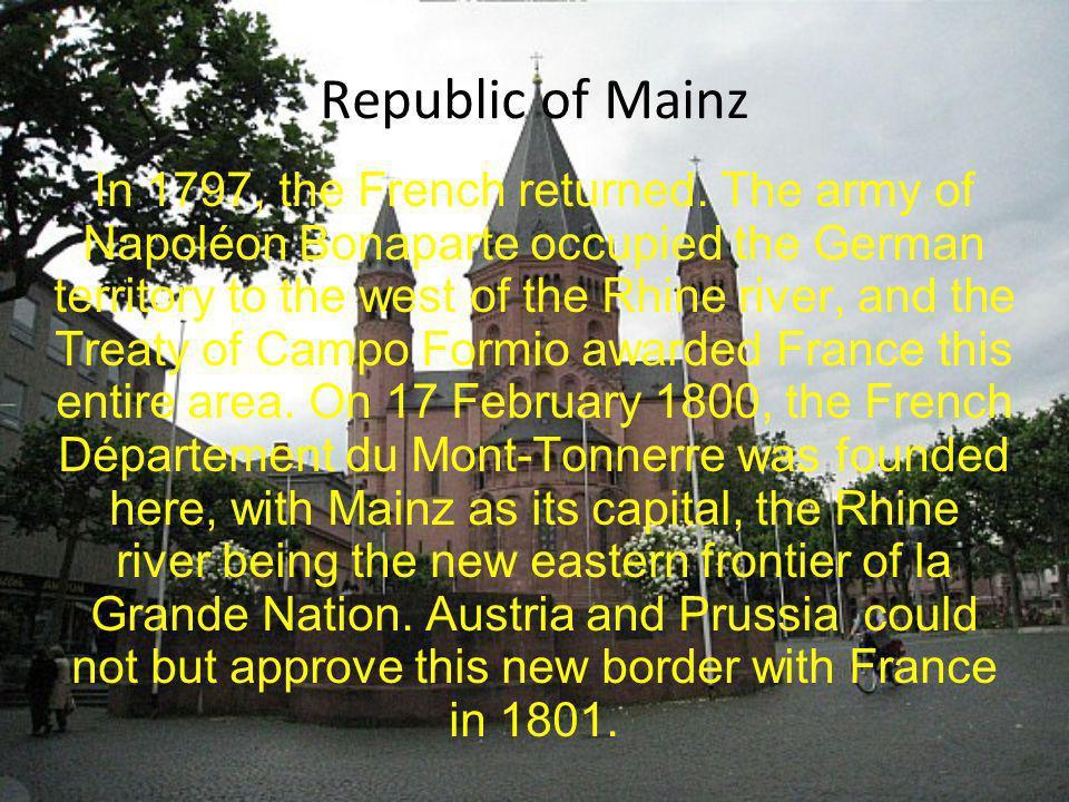 Republic of Mainz