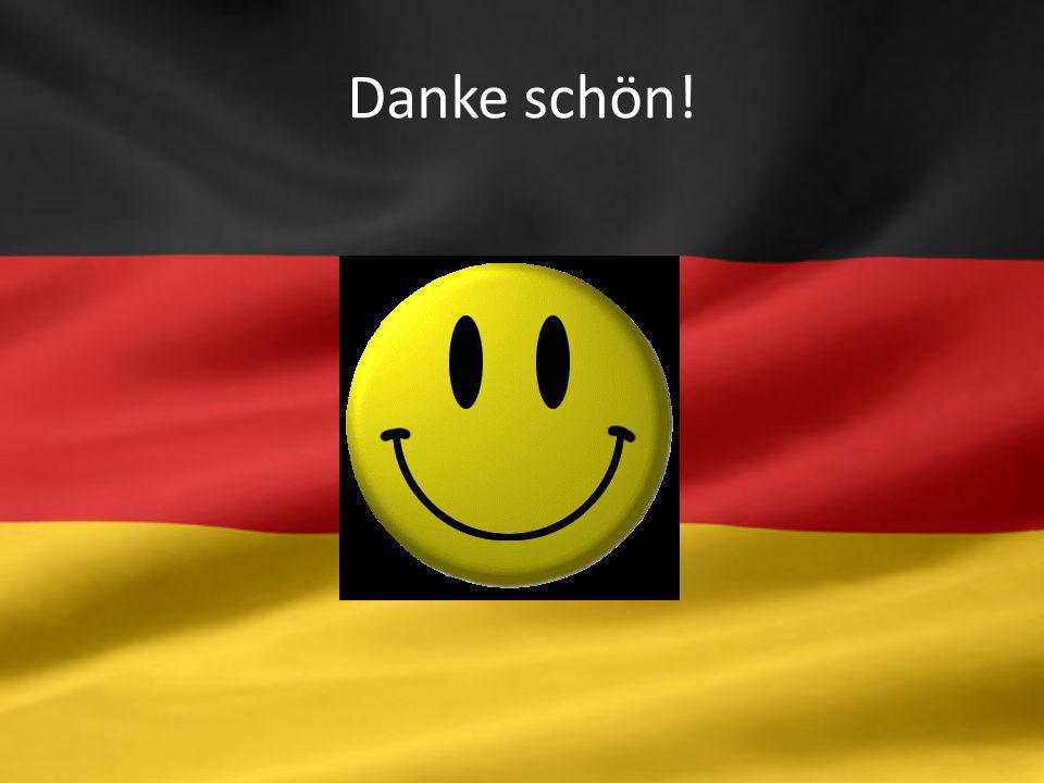 Danke schön!