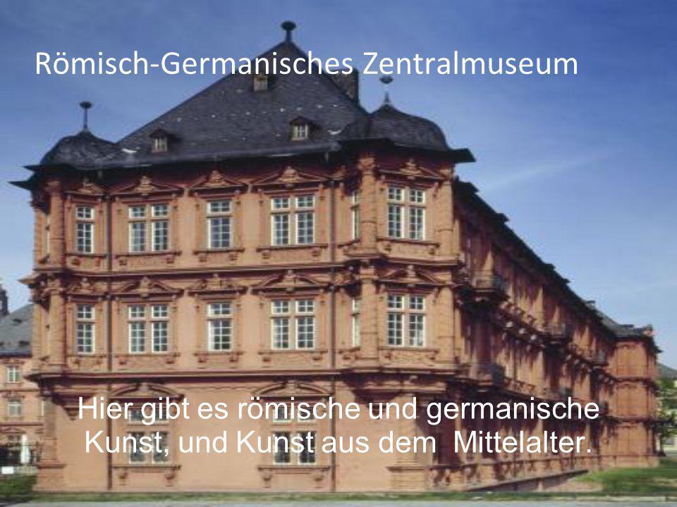 Römisch-Germanisches Zentralmuseum