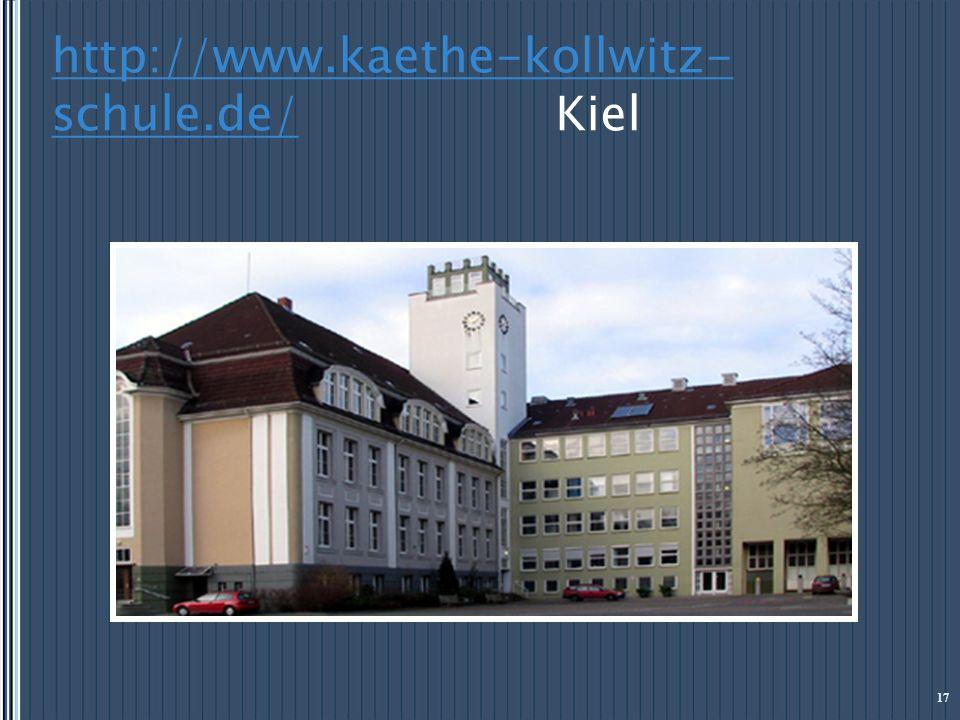 http://www.kaethe-kollwitz-schule.de/ Kiel