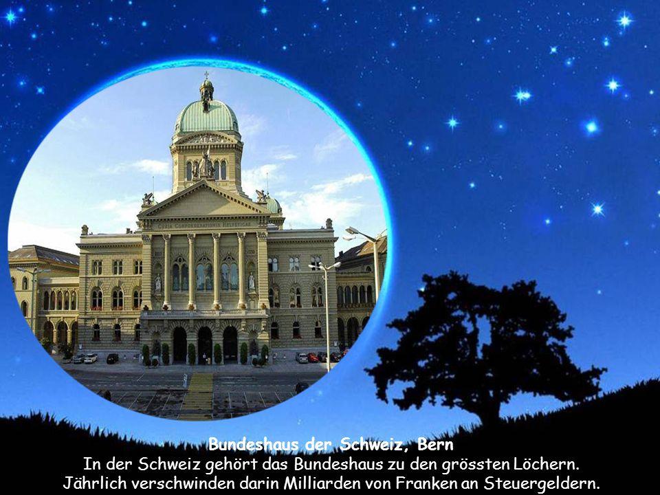 Bundeshaus der Schweiz, Bern