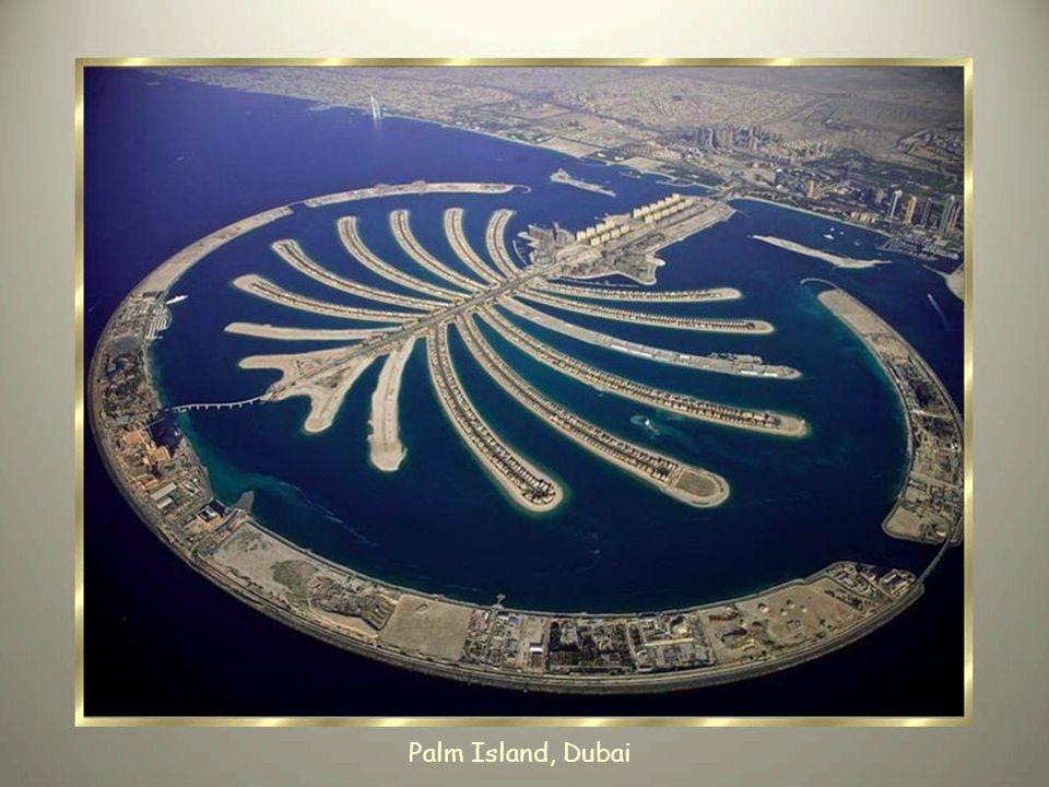 Palm Island, Dubai
