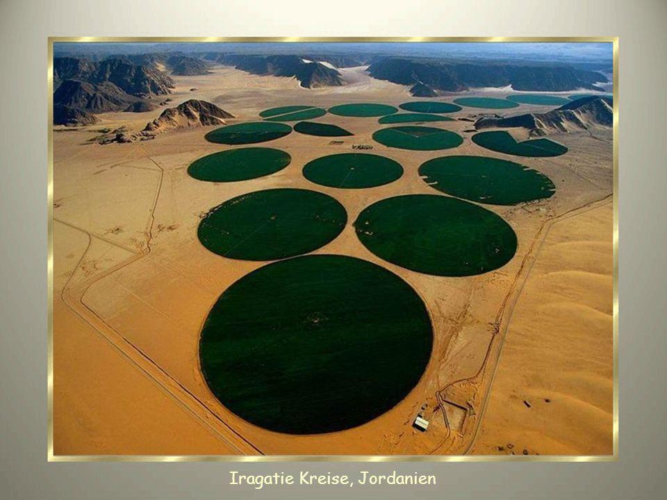 Iragatie Kreise, Jordanien