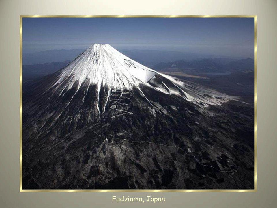 Fudziama, Japan