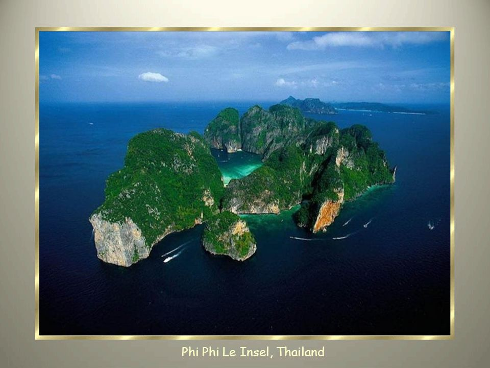 Phi Phi Le Insel, Thailand