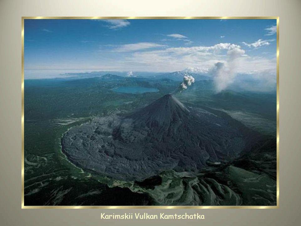 Karimskii Vulkan Kamtschatka