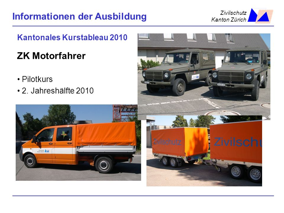 Kantonales Kurstableau 2010