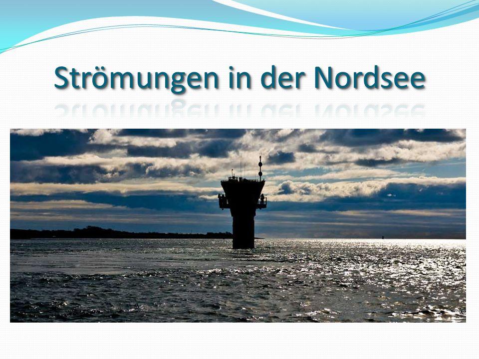 Strömungen in der Nordsee