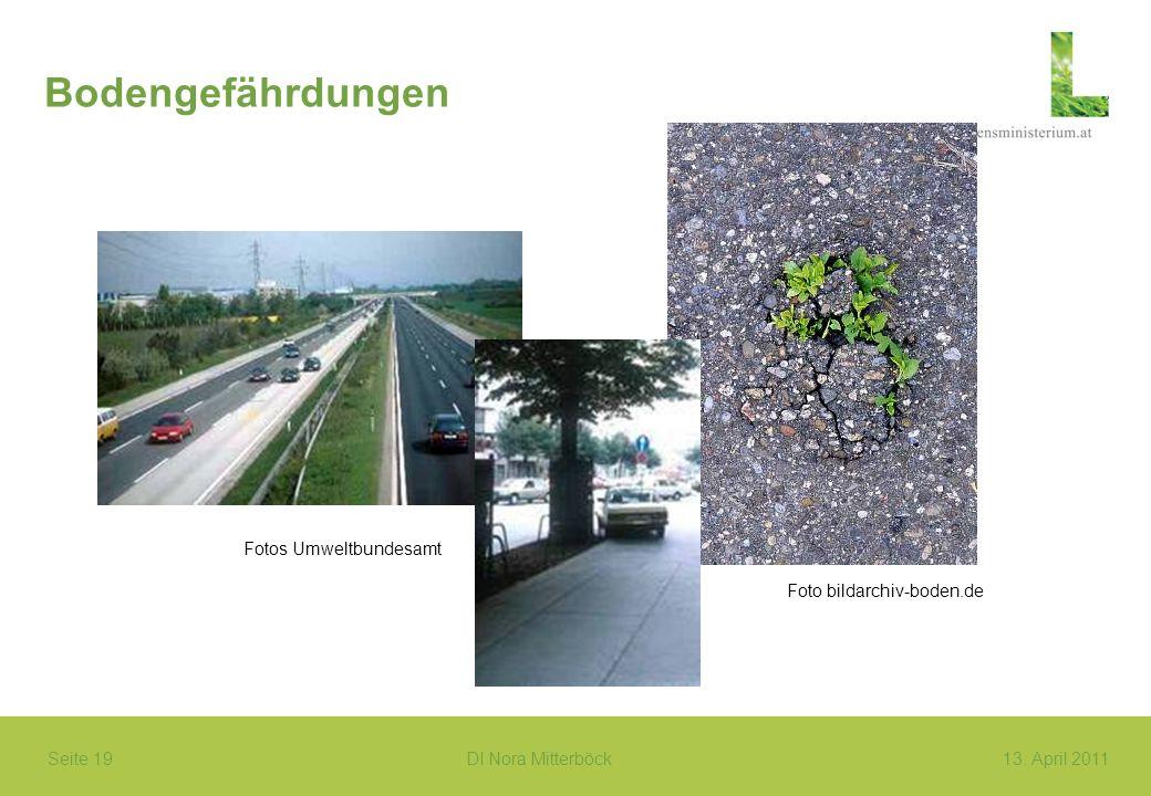 Bodengefährdungen Fotos Umweltbundesamt Foto bildarchiv-boden.de