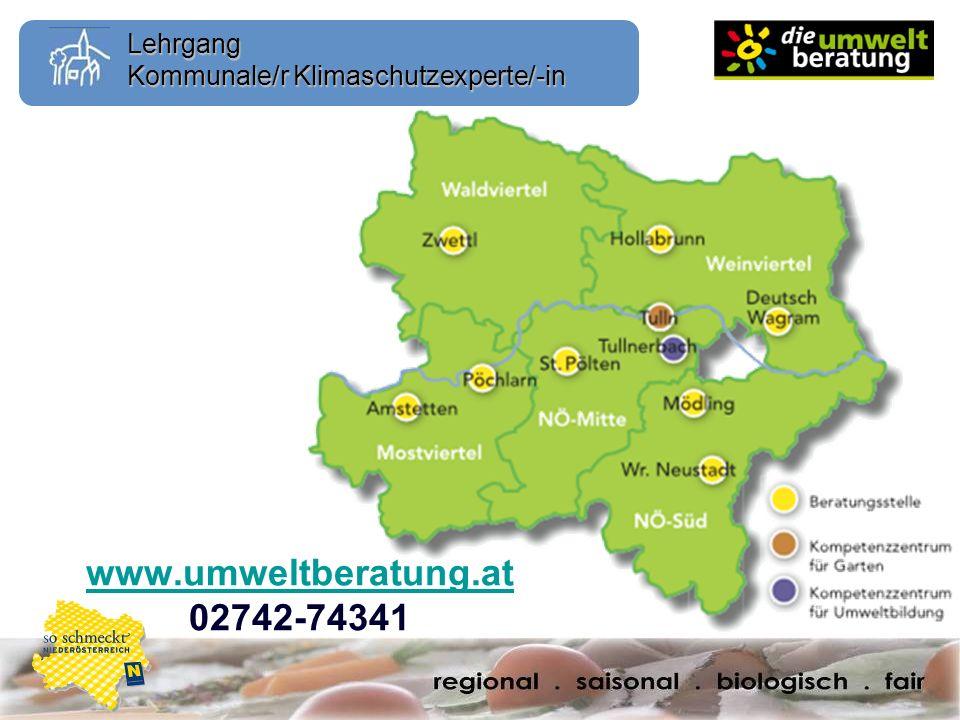 www.umweltberatung.at 02742-74341
