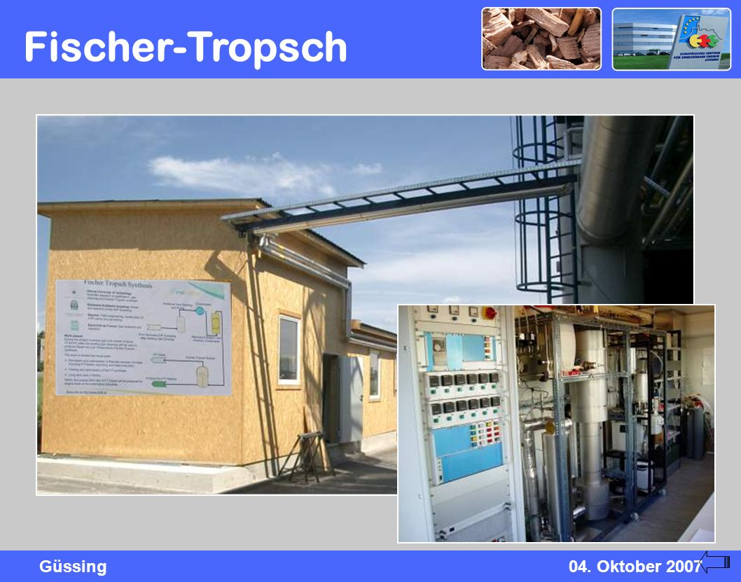 Fischer-Tropsch