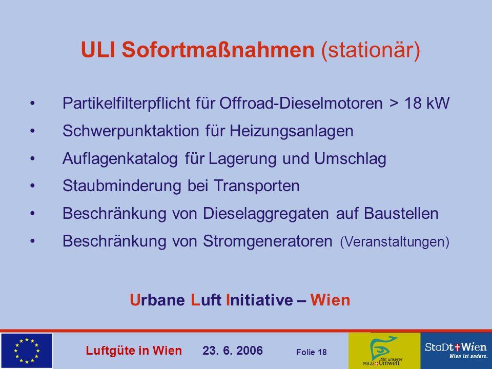 ULI Sofortmaßnahmen (stationär)