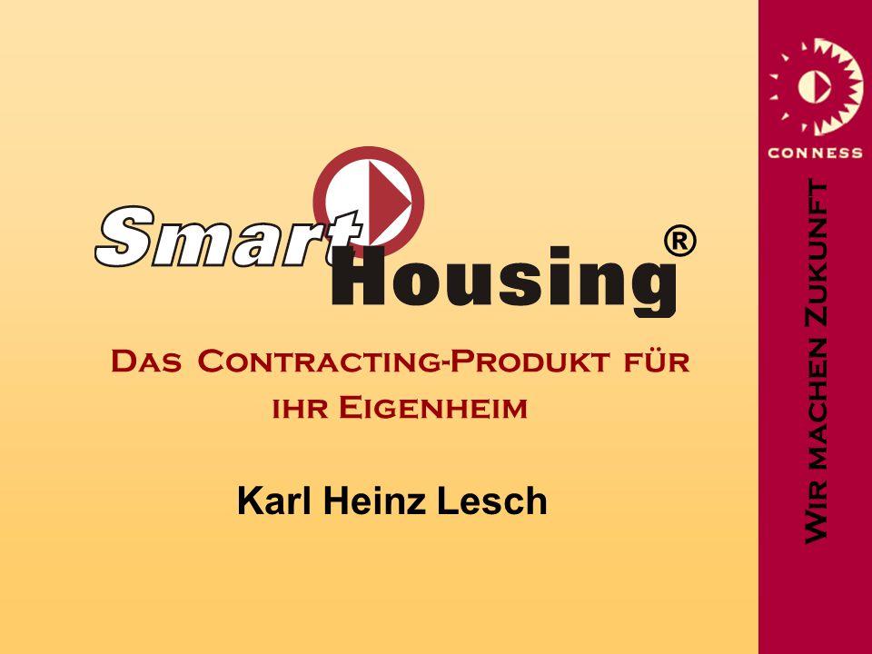 Das Contracting-Produkt für ihr Eigenheim