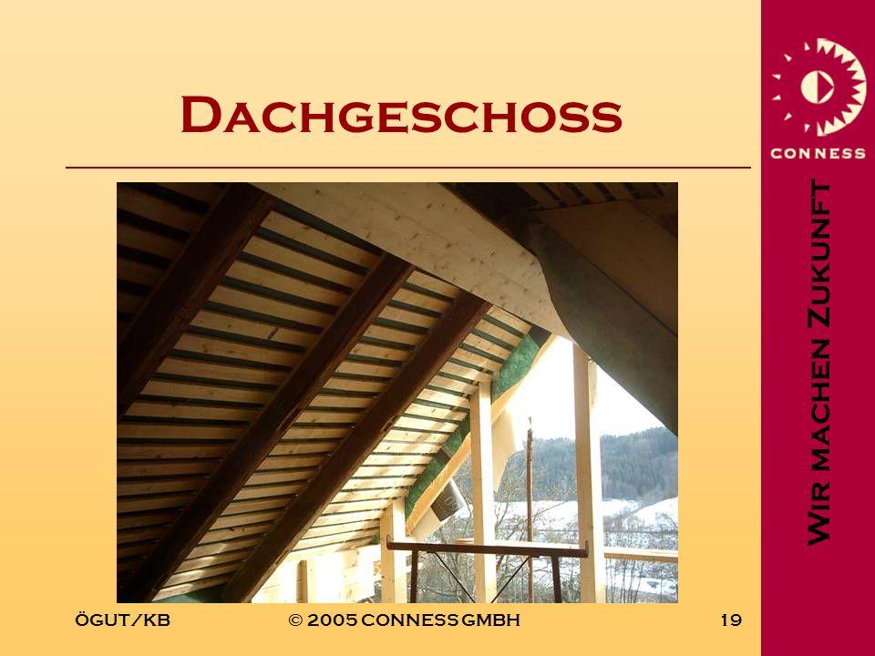 Dachgeschoss ÖGUT/KB © 2005 CONNESS GMBH