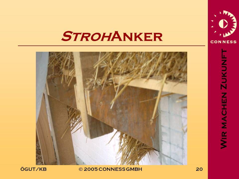 StrohAnker ÖGUT/KB © 2005 CONNESS GMBH
