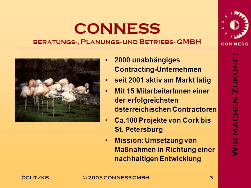CONNESS beratungs-, Planungs- und Betriebs- GMBH