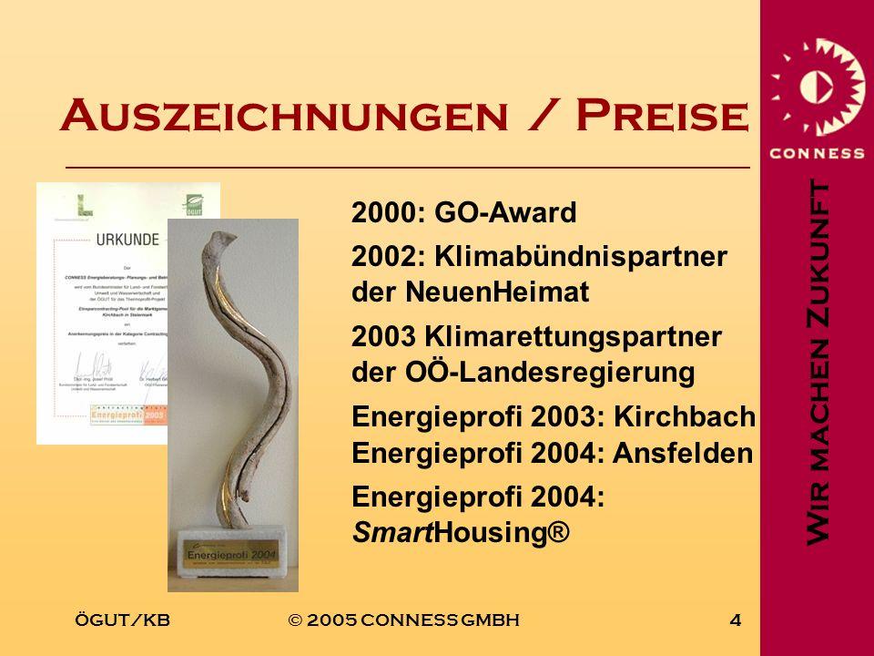 Auszeichnungen / Preise