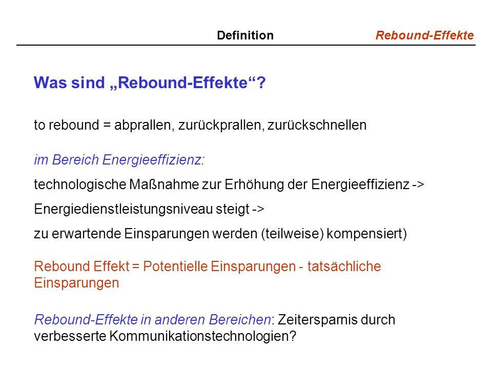"""Was sind """"Rebound-Effekte"""
