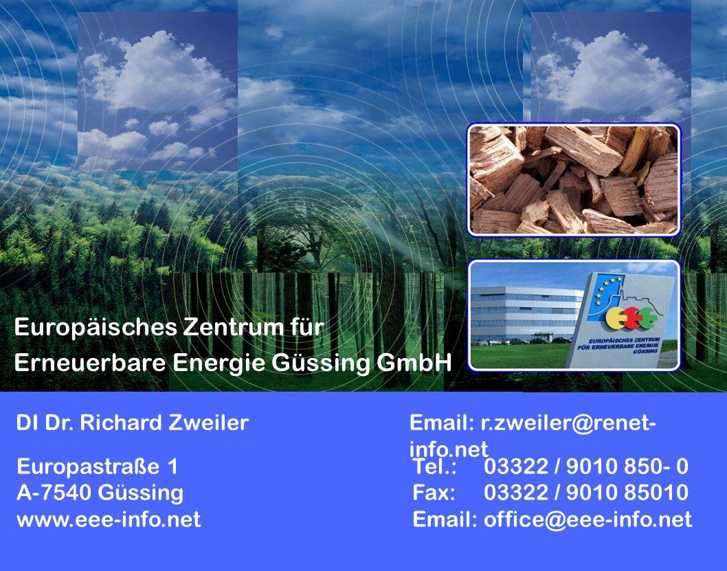 Europäisches Zentrum für Erneuerbare Energie Güssing GmbH