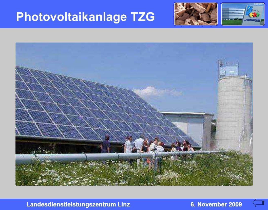 Photovoltaikanlage TZG