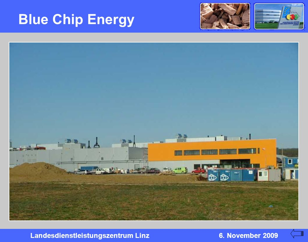 Blue Chip Energy