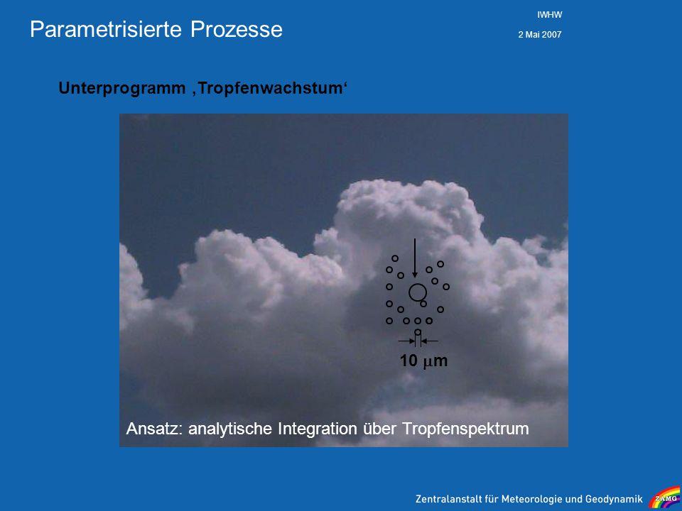 Parametrisierte Prozesse