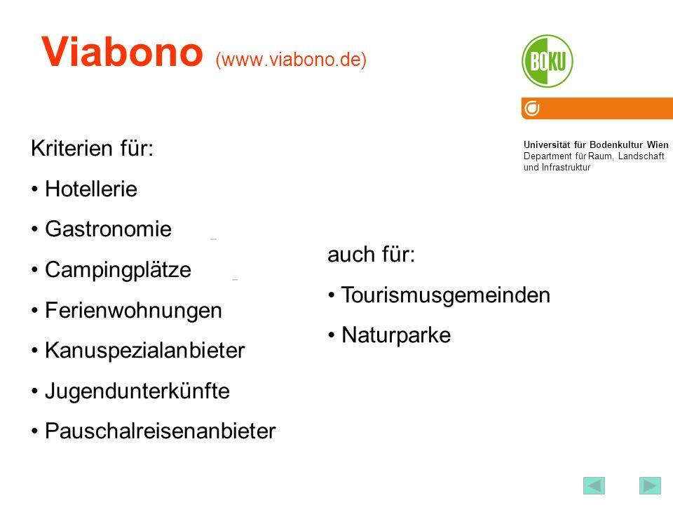 Viabono (www.viabono.de)