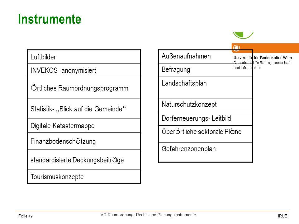 Ablaufschema Leitbild Externer Planer Maßnahmenbündel Landentwicklung