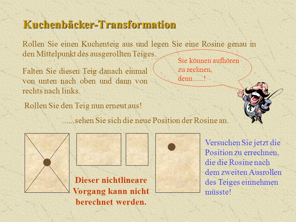 Kuchenbäcker-Transformation