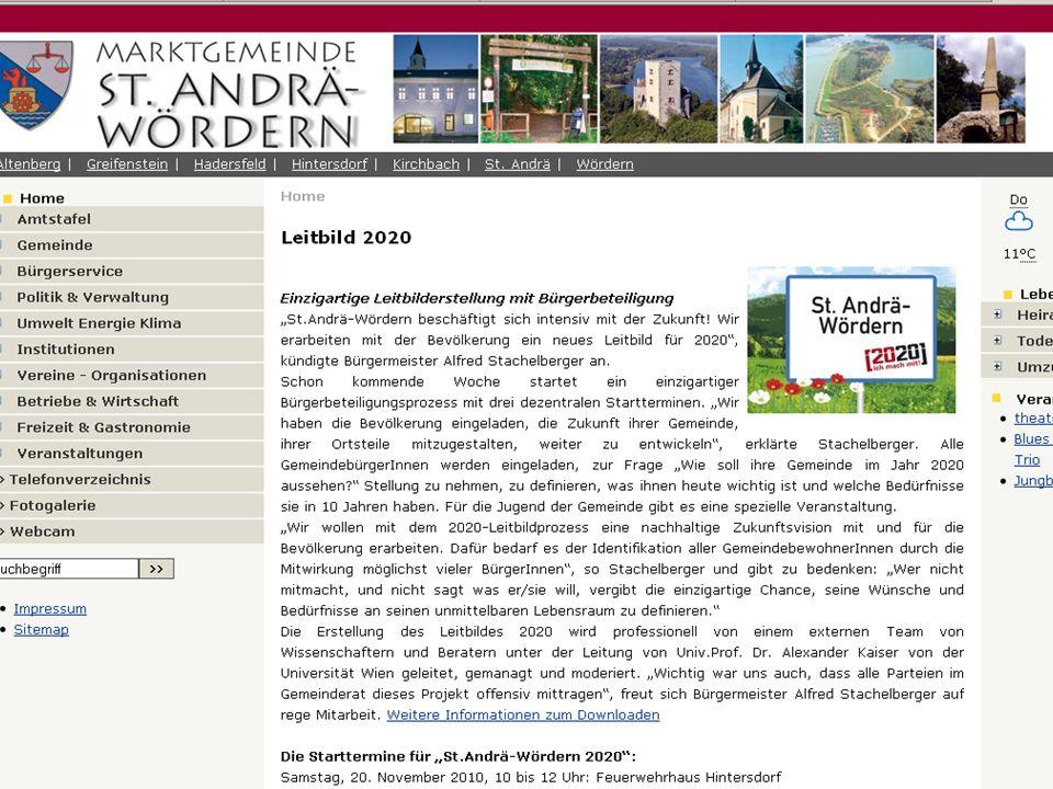 St.Andrä/Wördern 2020